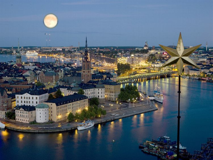 Stockholm Private Walking Tours