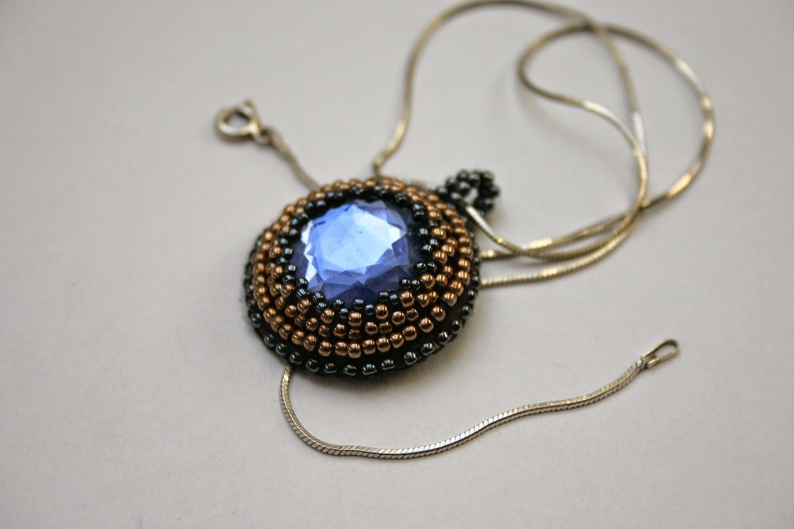 Kobaltowy kryształek