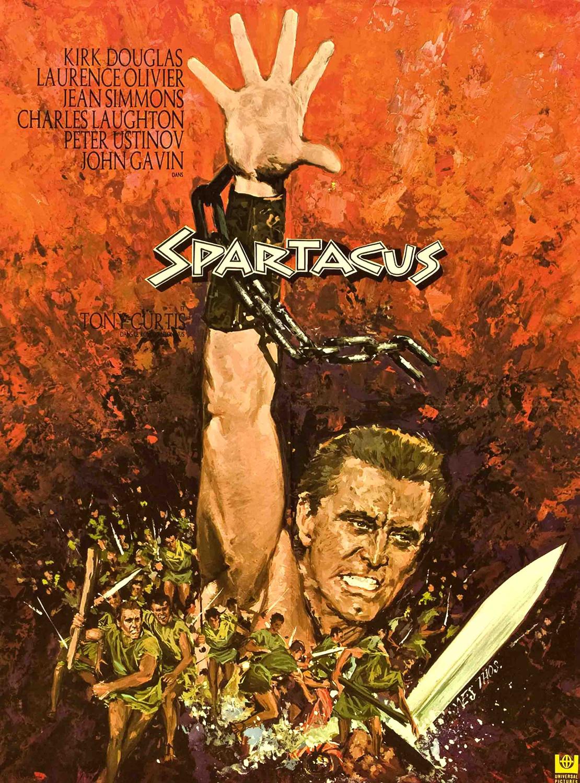 Filme Spartacus for cinephilia compulsiva