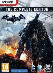 Batman Arkham Origins Complete Edition Repack-CorePack