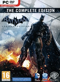 Batman Arkham Origins The Complete Edition-PROPHET