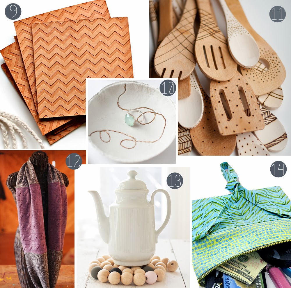 The How-To Gal: DIY Christmas Gift Guide For Women - 2013