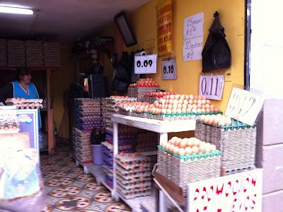 Street Scenes in Quito