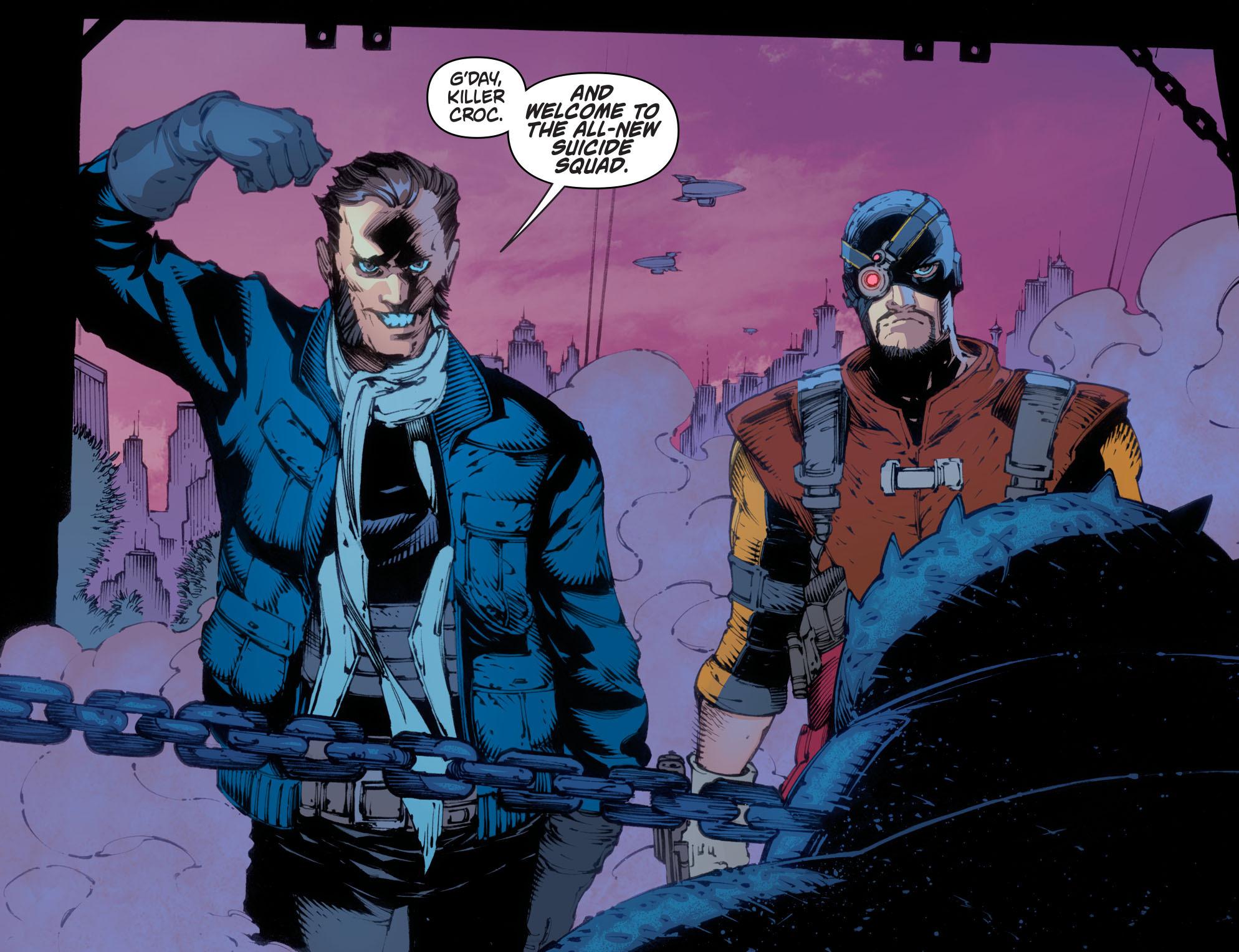 Batman: Arkham Knight [I] Issue #20 #22 - English 8
