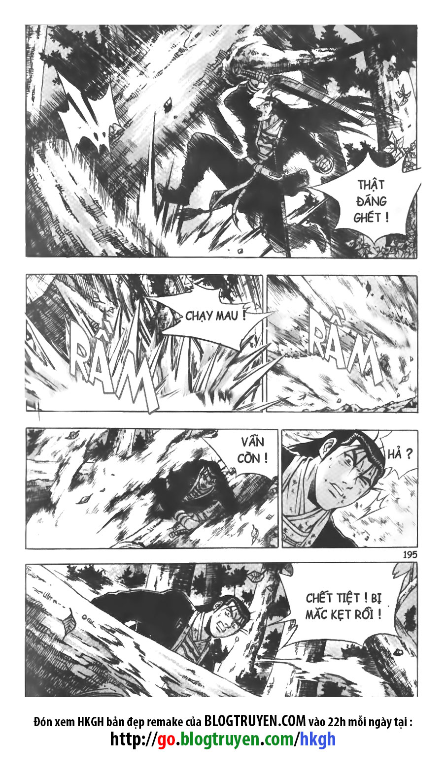 Hiệp Khách Giang Hồ chap 256 Trang 25 - Mangak.info