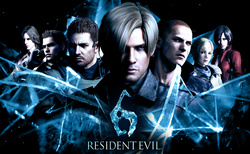 Resident Evil 6 Update 4-RELOADED