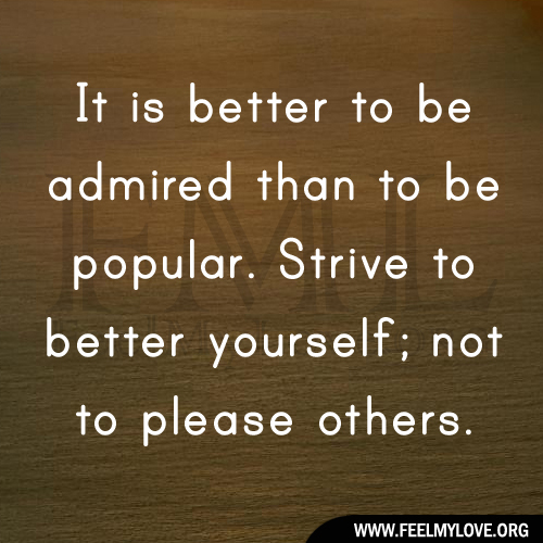 How to become better than others 77