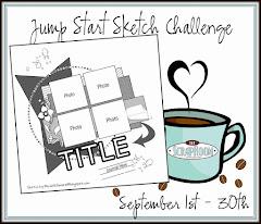 Sept Jump Start Sketch Challenge