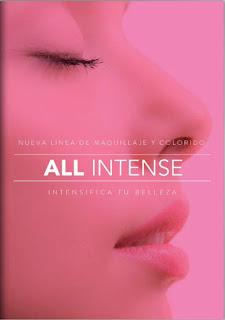 Catalogo hipercor All Intense 2013