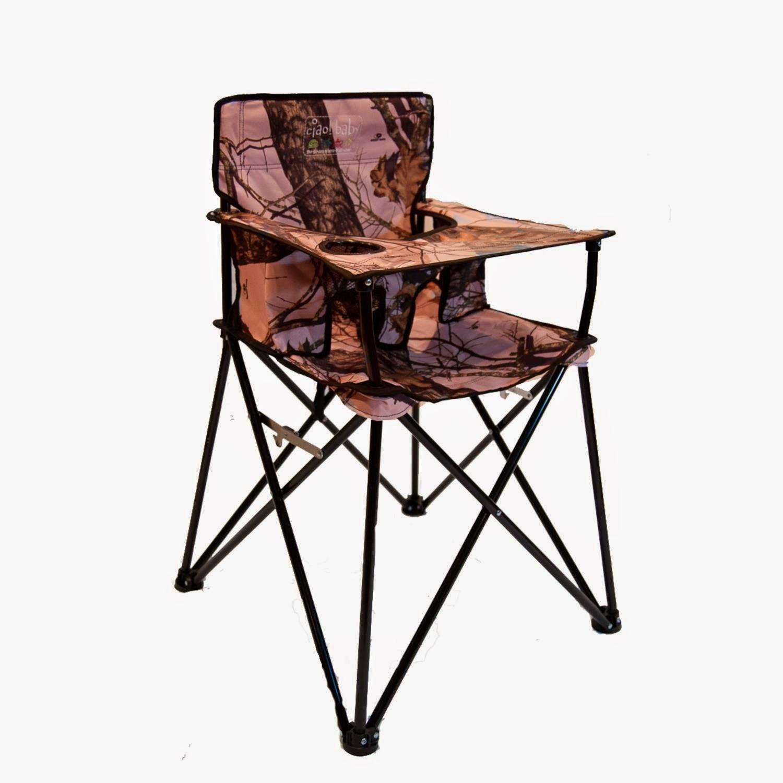 Portable High Chair Carolina