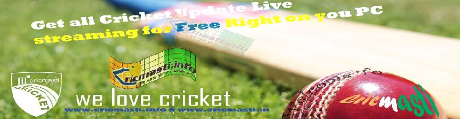 Cricket News - Update- Live Cricket - Score