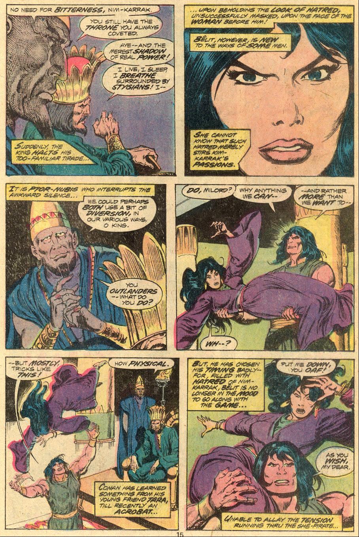 Conan the Barbarian (1970) Issue #72 #84 - English 10