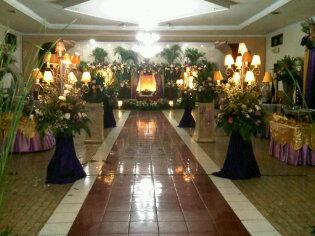 topaz wedding decoration: pelaminan murah jakarta / paket