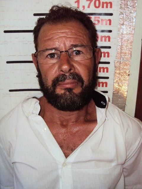 Acusado de furto em rolandia