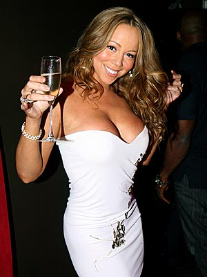 Mariah Carey Twins