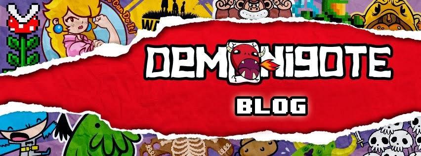 Camisetas Demonigote
