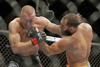 UFC 167, Georges St-Pierre Defeated Johny Hendricks Announced that he's Leaving, Georges St-Pierre, Georges St-Pierre retiring