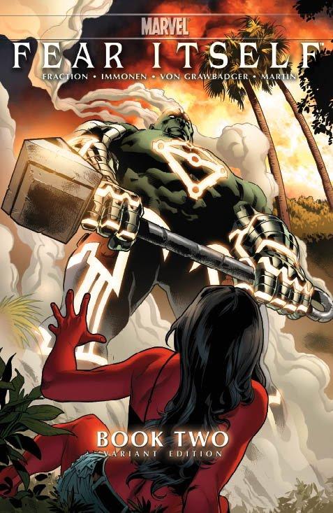 Fear Itself, la Nueva Saga de Marvel - Página 4 Fear_itself_2_variantimmonen