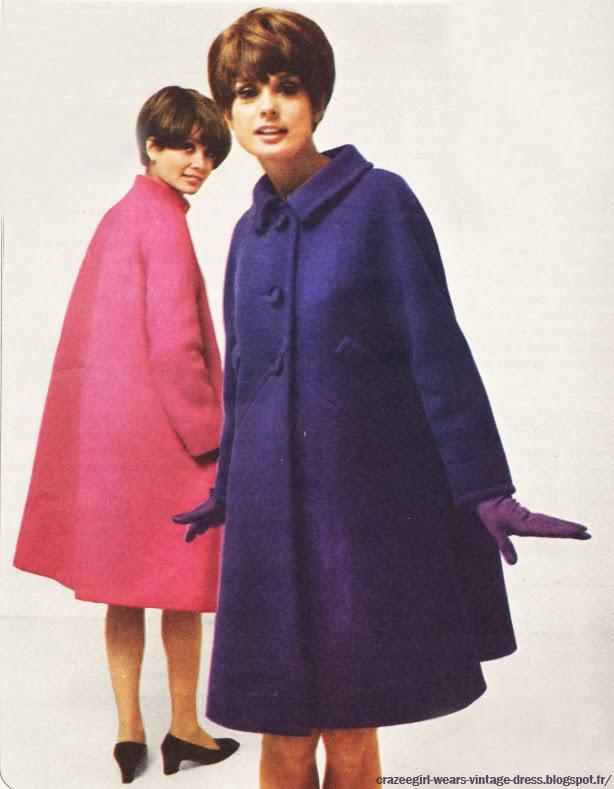 Webe coat 1967 1968 1969 60s 1960
