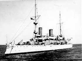 USS Olympia 1898