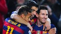 Barcelona vs Valencia 7-0 Video Gol & Highlights
