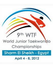 WTF, 9ο Παγκόσμιο Πρωτάθλημα Taekwondo Εφήβων/Νεανίδων 2012