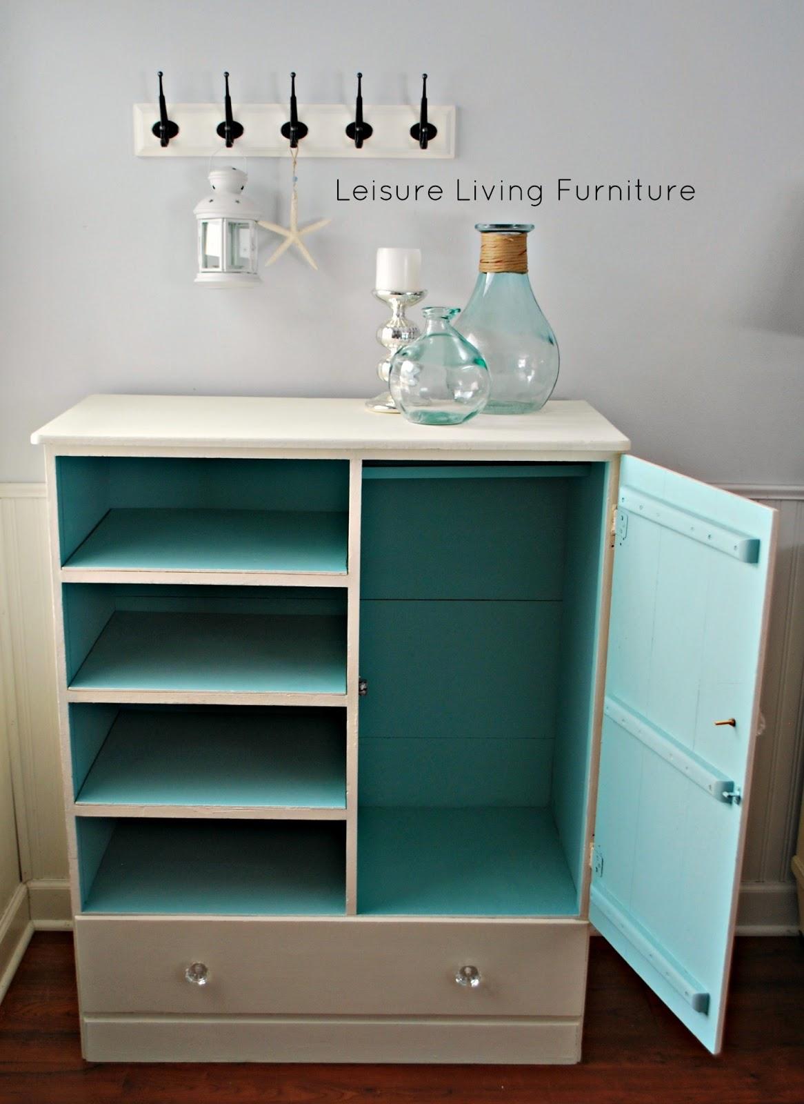 Leisure Living Bathroom Storage Cabinet