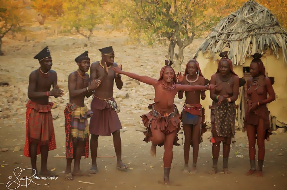 Image result for Namibia's nomadic tribes