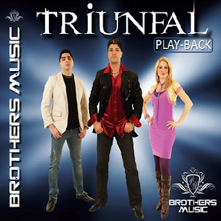 Baixar CD Brothers Music   Triunfal (Playback)