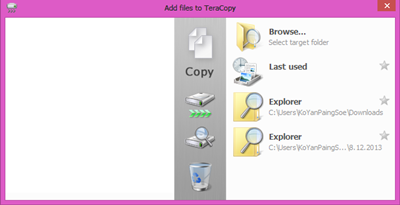 TeraCopy 2.3 Final full with serial