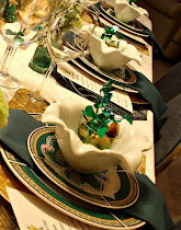St. Patrick&#39;s Dinner for Eight