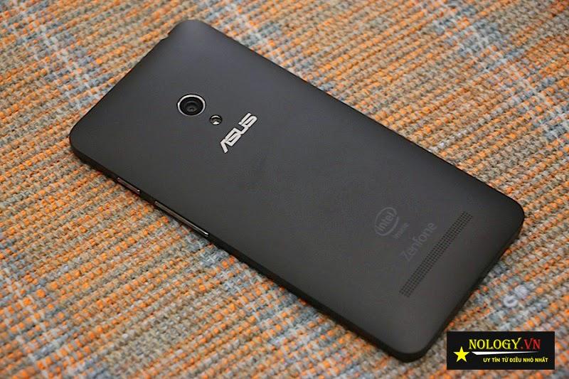 Asus ZenFone - máy chậm, đơ