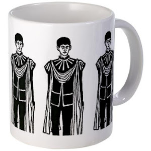 BLACK AND WHITE DESIGNER MUGS