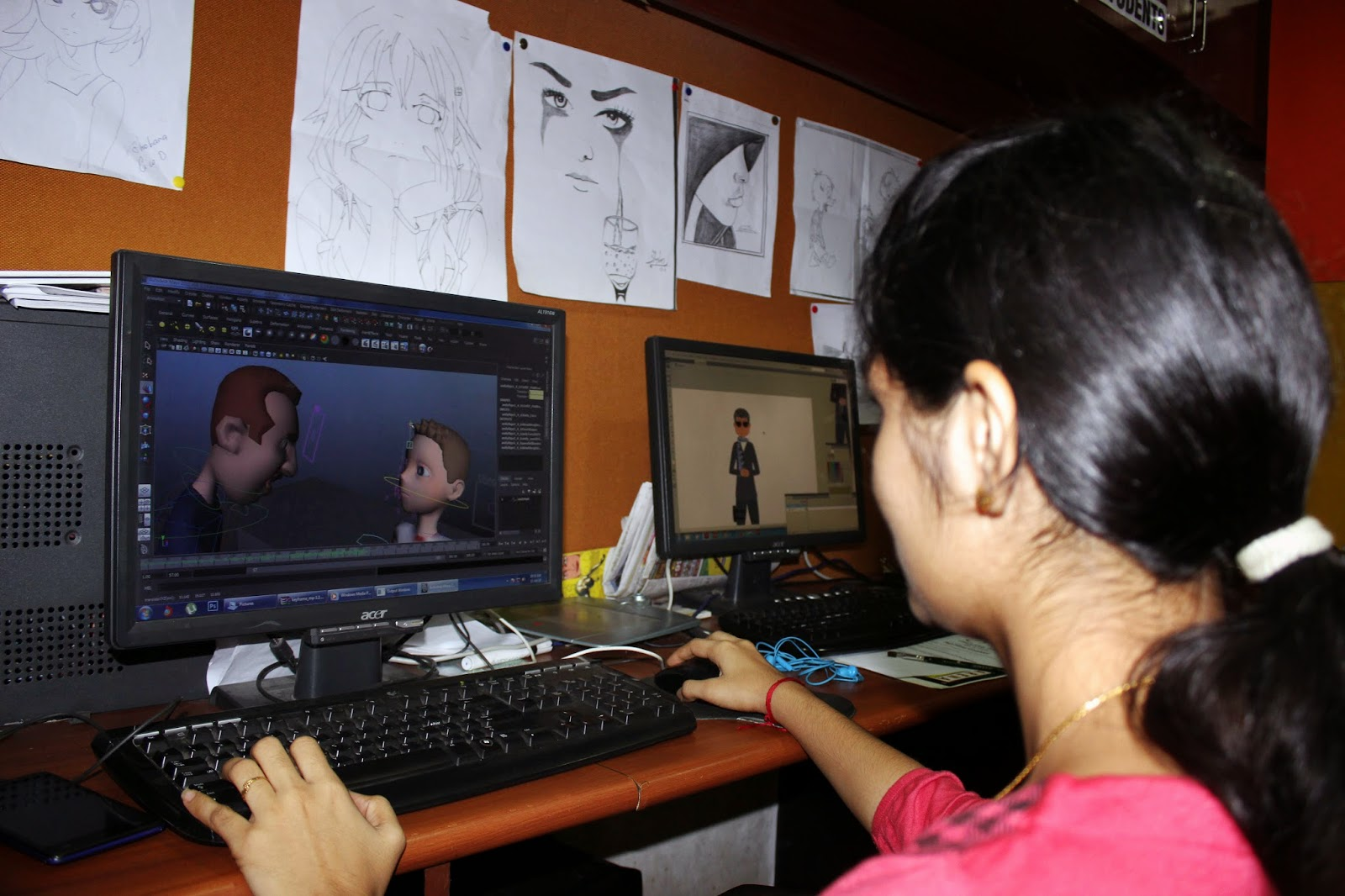 3d animation training