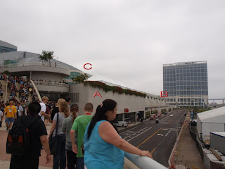 Lines at Comic-Con