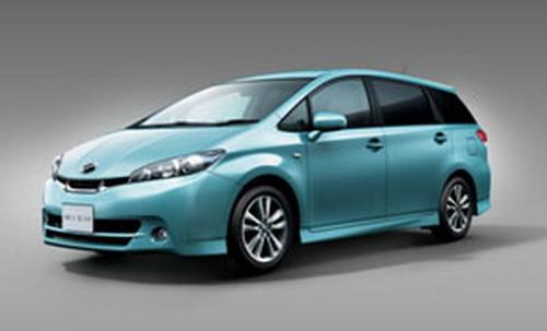 Kereta Online: Toyota Wish