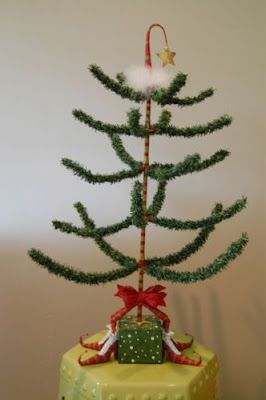 The Christmas Guy: Christmas Krinkles: The First Tree