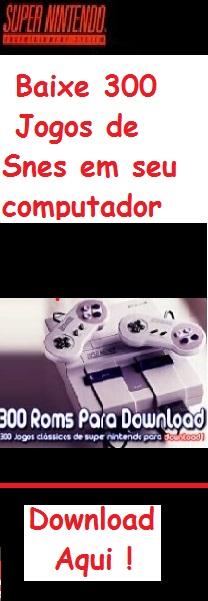 Jogos Super Nintendo Download Grátis