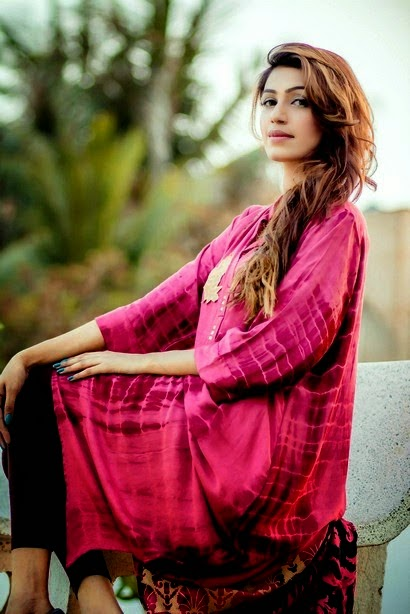 Nadia Ali Summer Collection of Dresses