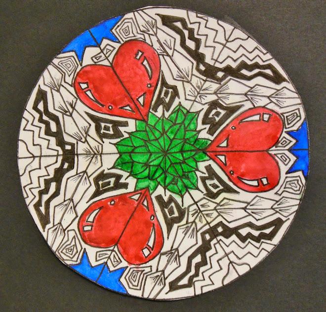 Juvenile Hall Artwork