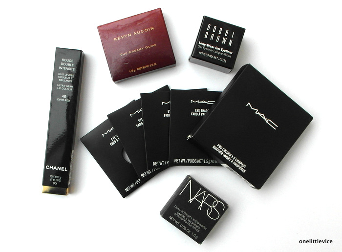 One Little Vice UK Beauty Blog: High End Beauty Haul