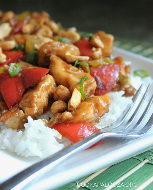 Forget Take-Out: Make Kung Pao Chicken at Home