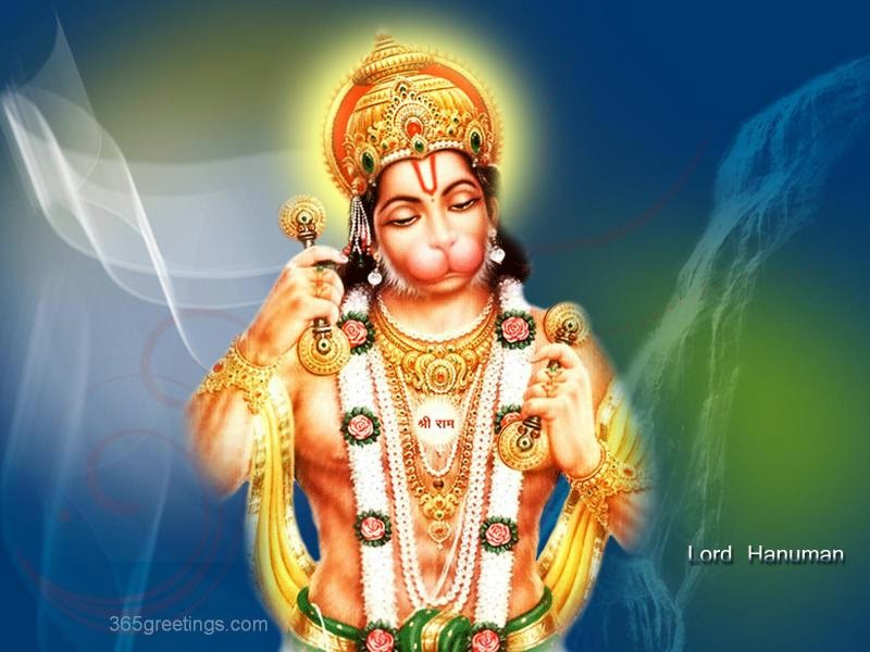 Offer Lord Hanuman