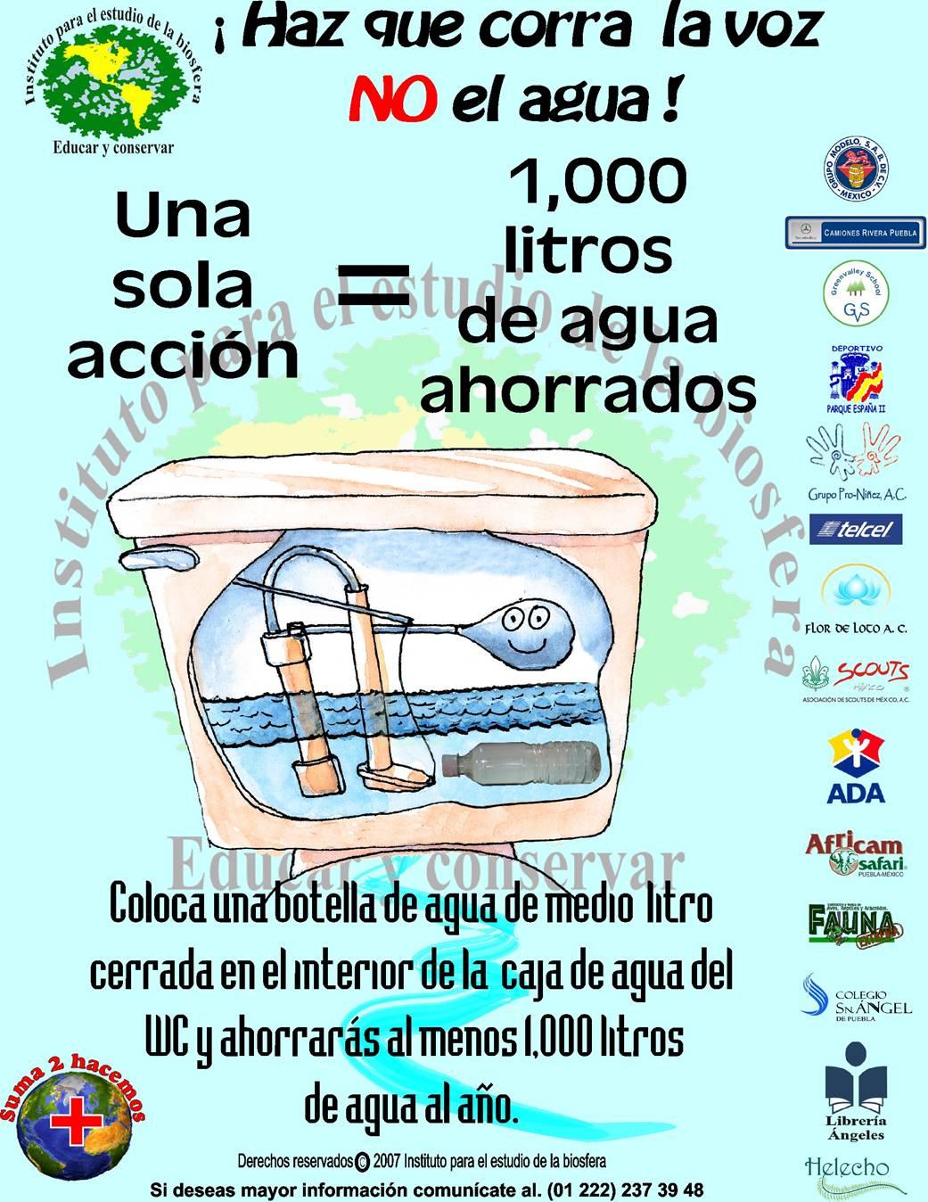 Imagenes de ahorro de agua imagui for Ahorro de agua
