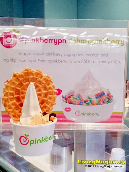Cherry Pinkberry and Sugarpova
