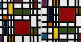 ARTO Brick's Mondrian tile design