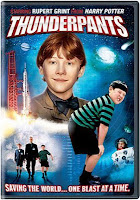 Rupert Grint Harry Potter Thunderpants farting gas movie poster worst movies ever