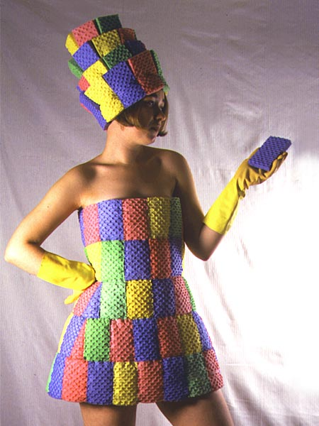 Creative and Unusual Dresses (15) 16