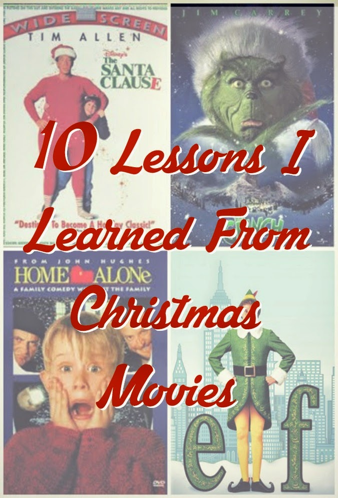 10 Lessons I Learned From Christmas Movies - Helene in Between