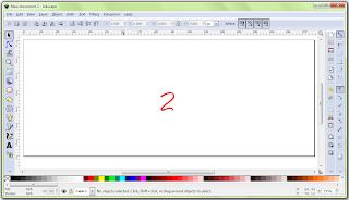 tips grafik, asas grafik, inkscape, tutorial blog
